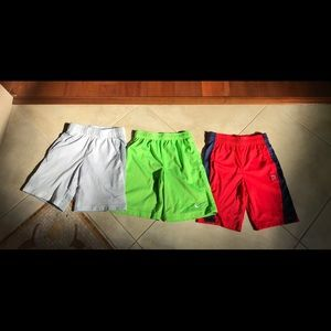 Other - Lot of 4 Boys Nike, Under Armour and GapFit shorts